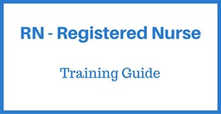 registered nurse training guide