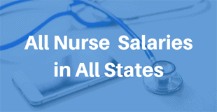 registered nurse salaries by state