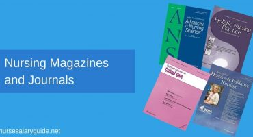 nursing magazines and journals
