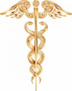nursing symbols caduceus