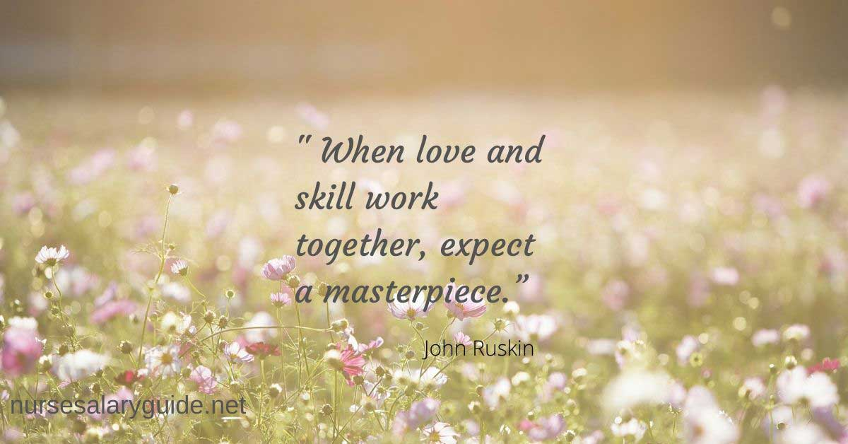 love and skill