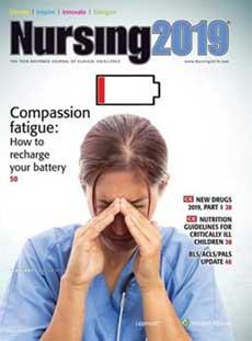 nursing 2019 journl
