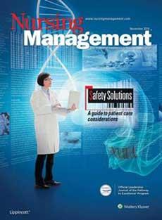 nursing management journal