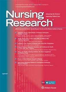 nursing research mgazine