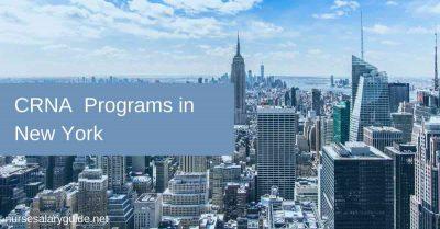 CRNA Schools and Programs in New York NY