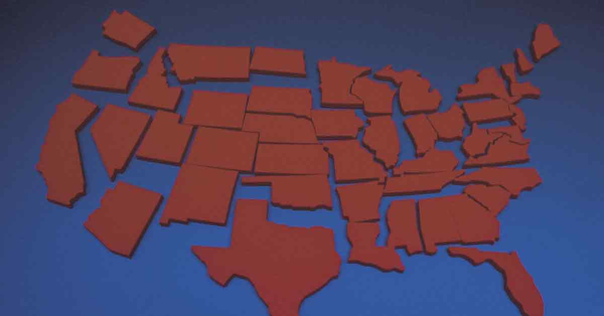 states with crna schools